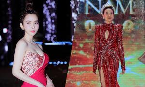 Khánh Ngân, Huỳnh Vy bất ngờ khi không có tân Hoa khôi Du lịch VN