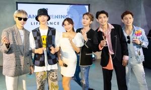 Các sao mừng Quang Đăng mở studio 2 tỷ đồng
