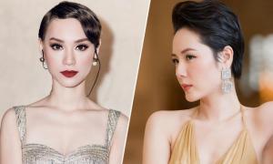 6 sao nữ mạnh dạn cắt phăng tóc dài