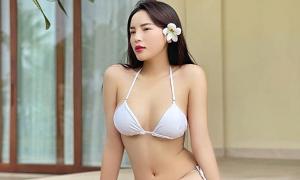 Ảnh sao 3/12: Kỳ Duyên sexy với bikini