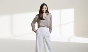 Choi Ji Woo tái xuất sau sinh
