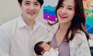 Ảnh sao 4/12: Đông Nhi bỡ ngỡ lần đầu làm mẹ