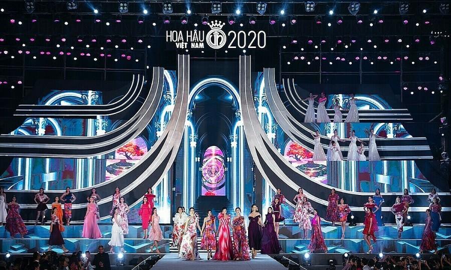 Thời trang Neva tạo dấu ấn riêng cho cuộc thi Hoa hậu Việt Nam