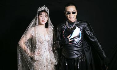 NTK Phạm Đăng Anh Thư làm công chúa được Wowy 'cứu'