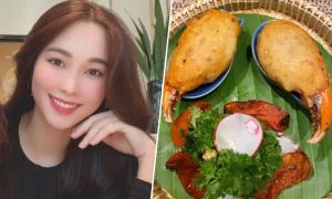 Thu Thảo mê ẩm thực trong resort mới mở ở Hội An