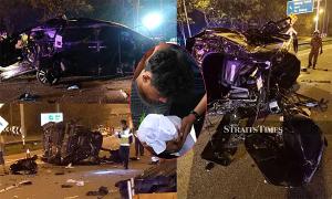 Tuyển thủ Malaysia gây tai nạn khiến mẹ vợ và con trai thiệt mạng