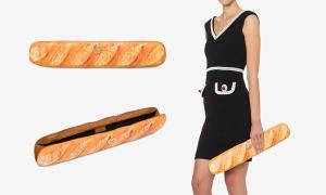 Túi hình bánh mì gần 30 triệu đồng của Moschino