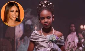 Con gái 8 tuổi của Beyonce nhận đề cử Grammy