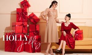 Seven.AM ra mắt bộ sưu tập Holly Jolly mùa lễ hội