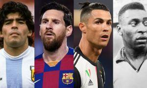 C. Ronaldo, Messi vào danh sách 'Quả bóng vàng trong mơ'