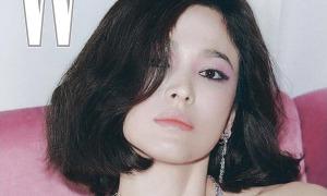 Song Hye Kyo đẹp lạnh lùng