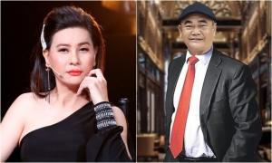 Cát Phượng bị chê hỗn khi đáp trả nghệ sĩ Việt Anh