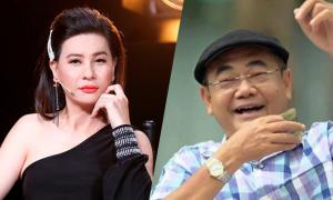 Cát Phượng xin lỗi nghệ sĩ Việt Anh