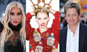 Các sao Hollywood ghét Giáng sinh