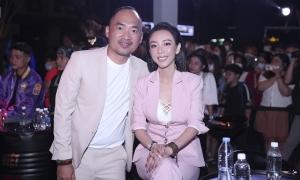 Thu Trang họp fan 'Chị Mười Ba'
