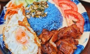 Địa chỉ cuối tuần: Hai món màu xanh gây sốt ở Sài Gòn