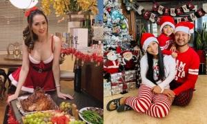 Nghệ sĩ hải ngoại đón Giáng sinh