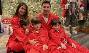 Cuộc sống 'tẻ nhạt' bên vợ con của Messi