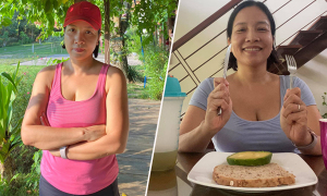 Nhờ Thanh Lam, Mỹ Linh quen tập thể dục từ năm 18 tuổi