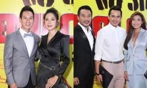 Sao Việt xem phim 'Võ sinh đại chiến'