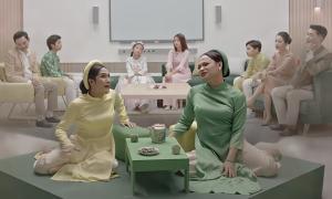 MV hài Tết của Huỳnh Lập, chị Cano hút fan