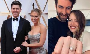 Các sao Hollywood cưới gọn nhẹ giữa dịch Covid-19