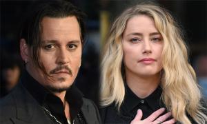 Johnny Depp cáo buộc Amber Heard quỵt tiền từ thiện