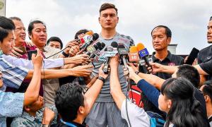 Văn Lâm đơn phương chấm dứt hợp đồng với Muangthong