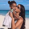 Kim Kardashian mừng sinh nhật con gái 3 tuổi