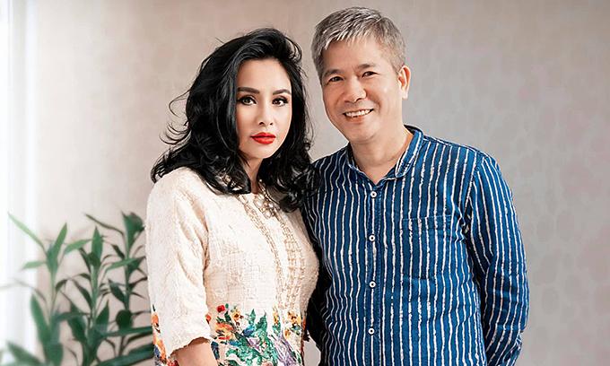 Thanh Lam được bạn trai bác sĩ cầu hôn