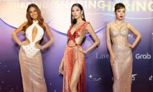 Sao Việt diện váy khoe khoảng hở ở gala Ngôi sao của năm