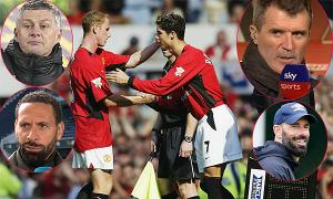 Đồng đội thời C. Ronaldo ra mắt MU ngày ấy và bây giờ