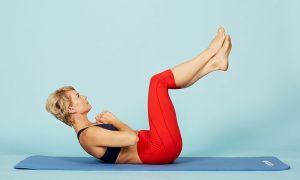5 động tác nằm một chỗ vẫn giảm mỡ bụng