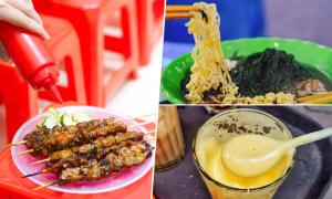 10 món ăn mùa đông Hà Nội nhắc đến là thèm