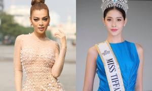 Đối thủ của Trân Đài ở Hoa hậu Chuyển giới Quốc tế 2021