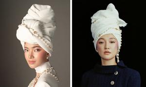 Châu Bùi 'học hỏi' Châu Tấn và nhiều mỹ nhân Việt