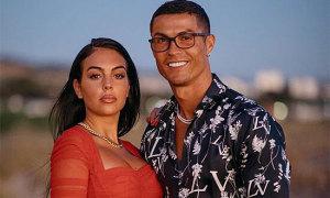 Bạn gái gọi C. Ronaldo là chồng