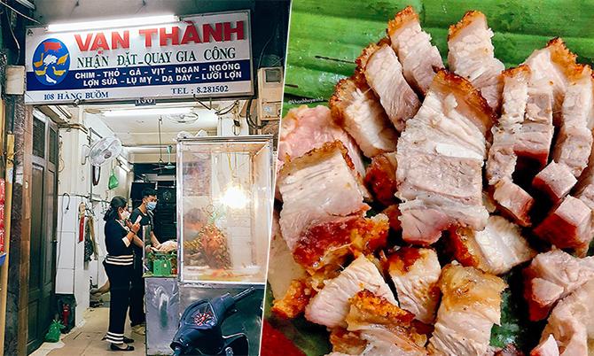 4 cửa hàng thực phẩm lâu đời ở Hà Nội đông khách dịp Tết