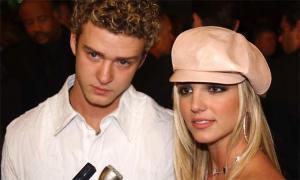Britney không oán hận Justin Timberlake