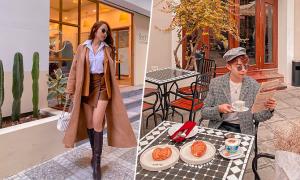 Địa chỉ cuối tuần: 6 quán cà phê mở sớm dịp Tết ở Hà Nội