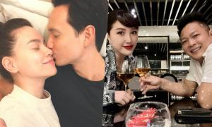 Sao Việt đón Valentine bên bạn đời, người yêu