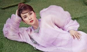 Kim Tuyến gợi ý trang phục xuân phá cách