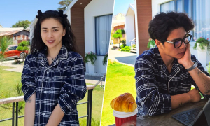 Ngô Thanh Vân du lịch Đà Lạt với 'bạn trai tin đồn'