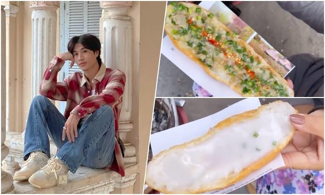 Stylist của Ngọc Trinh làm food tour 11 món An Giang