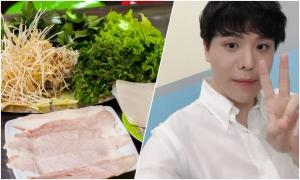 Trịnh Thăng Bình thích thịt heo hai đầu da ở Đà Nẵng