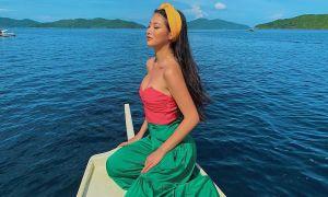 Hoa hậu Phương Khánh mách nước 'cứu' tóc gãy rụng