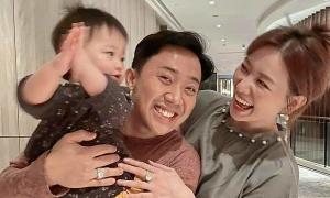Trấn Thành nổi đóa vì Hari Won bị nói khó có con
