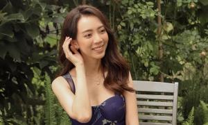 Nhan sắc tuổi 37 của Thu Trang