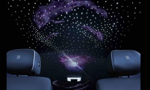 Rolls-Royce mang 'dải thiên hà' vào cabin xe siêu sang Phantom