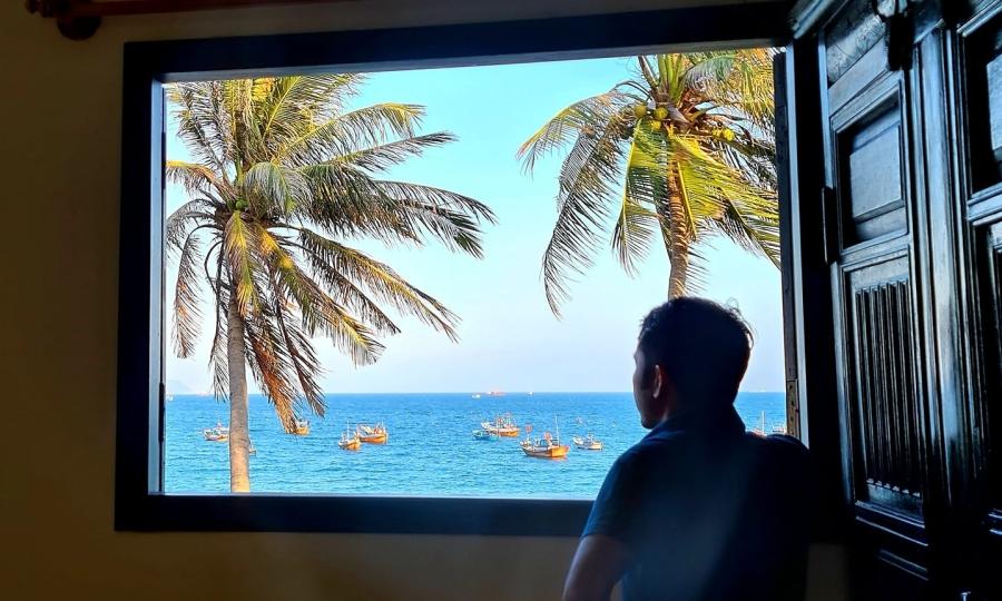 Homestay ở Khánh Hòa view đẹp như tranh